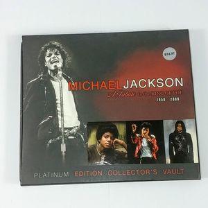 Michael Jackson Coffee Table Book